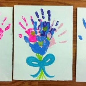 tarjetas dia de la madre manualidades para niños - Buscar con Google