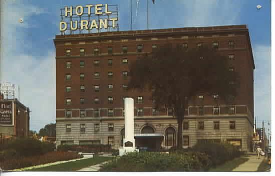 Hotel Durant In Flint Mi Boy I Wish Could Have Been Around During Its Hayday