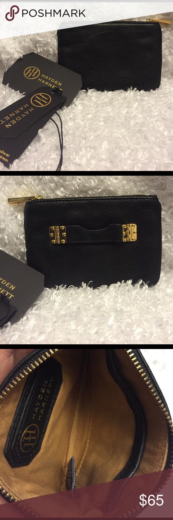 """Hayden Harnett pouch 4""""x6"""". Like new...Bowdoin mini pouch. hayden harnett Bags Wallets"""