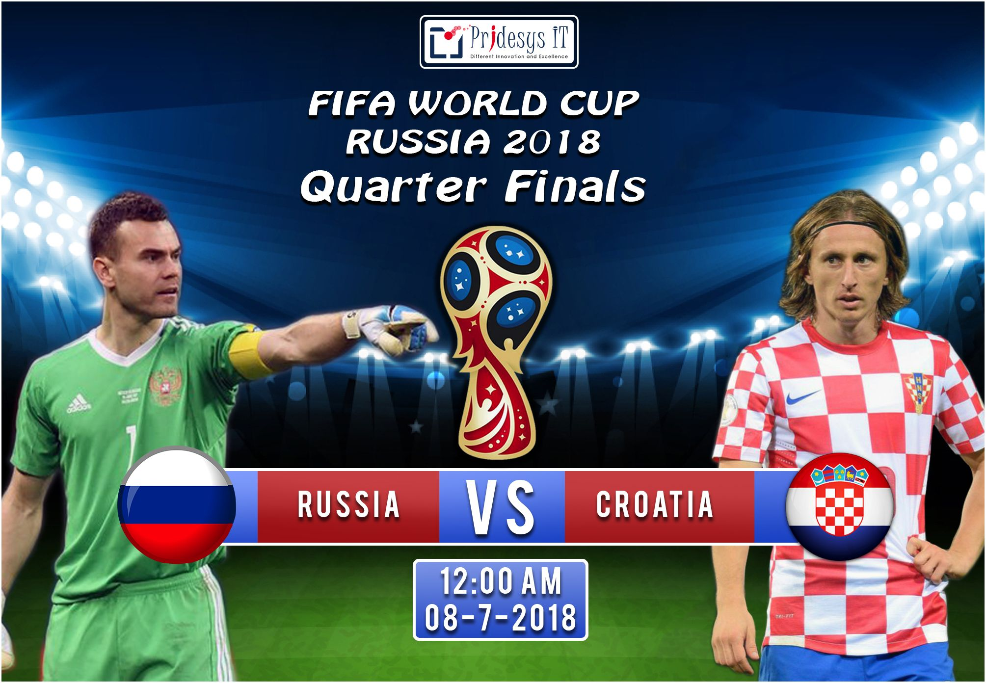 Get Ready For The Today S Exiting Matches Of Fifa World Cup 2018 Sweden Vs England 8pm Russia Vs Croatia 12am Sweden En Sweden Vs England Fifa World Cup