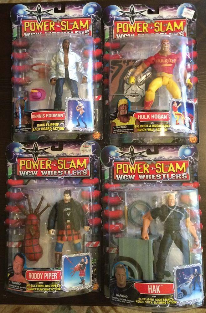 Set of 5 Hardcore Kendo Sticks for WWE Wrestling Action Figures