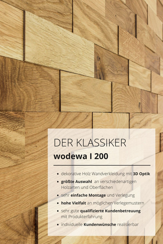 Holz Wandverkleidung I Wodewa In 2020 Wandverkleidung Holzwandverkleidung Holzpaneele