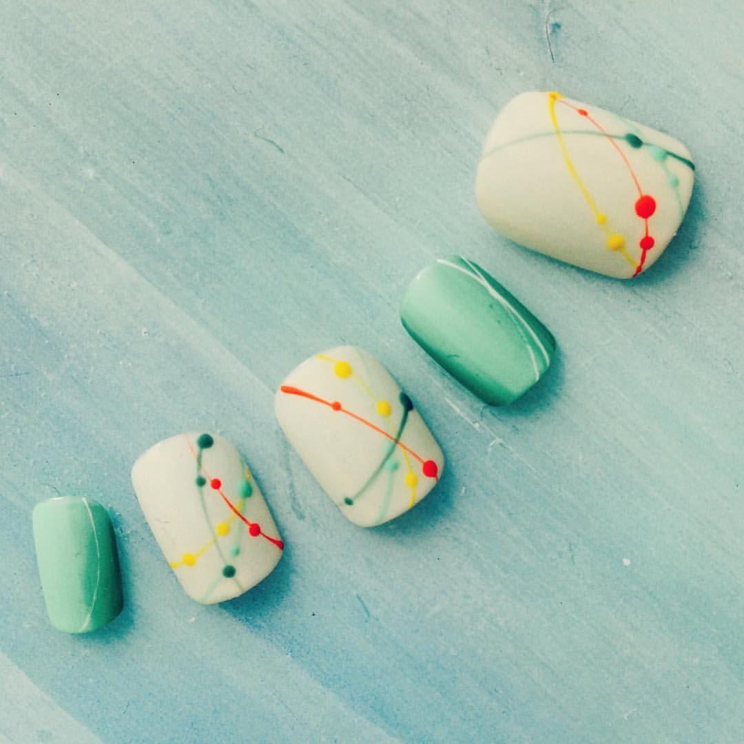 Pin de Nidhi Mehta en Nails | Pinterest | Uñas pequeñas, Uña ...