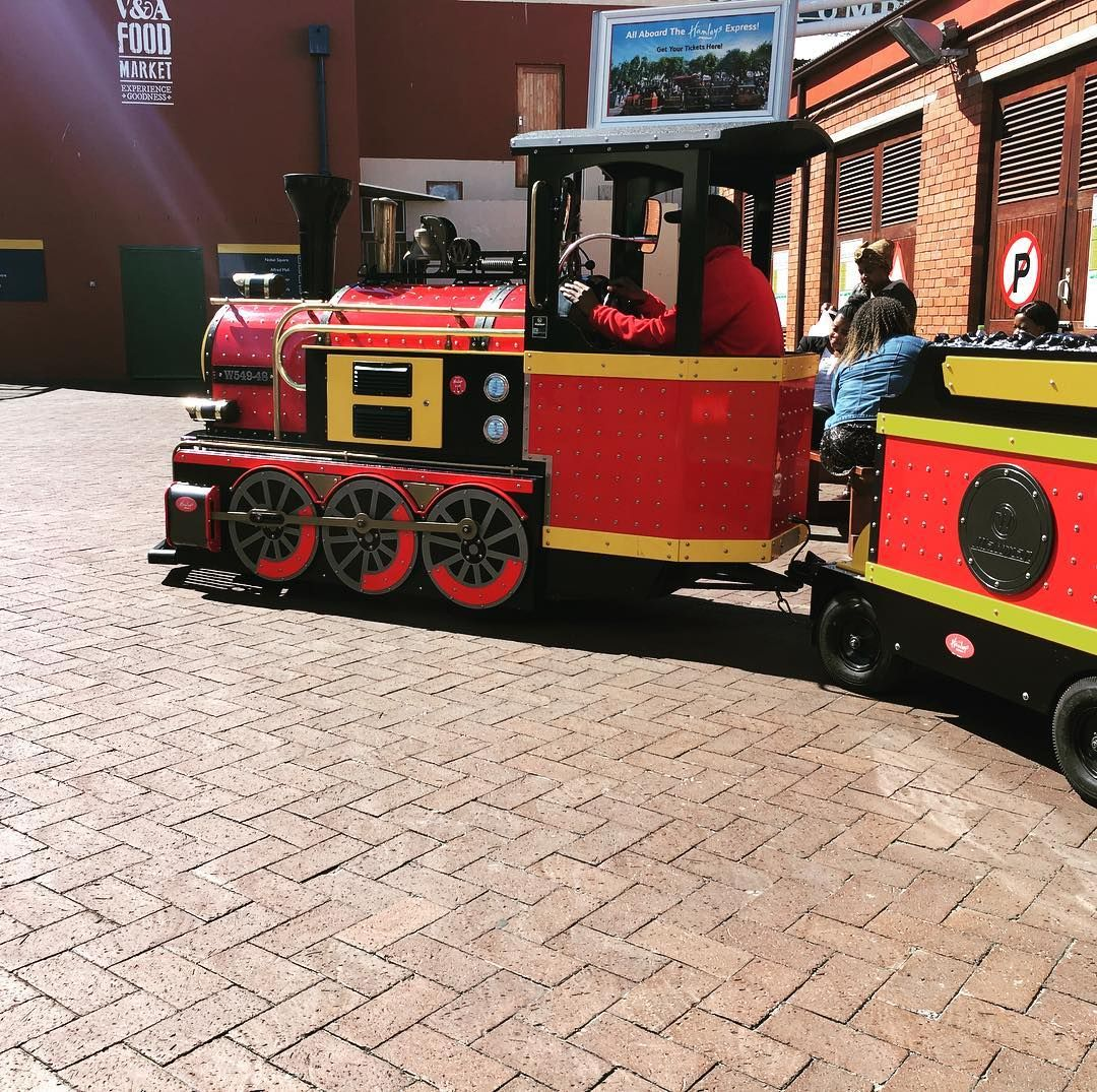 The Hamleys Toy Shop Train At The V A Waterfront Cape Town South Africa Fun Little Ride Around The Beautiful W V A Waterfront Cape Town South Africa The V A