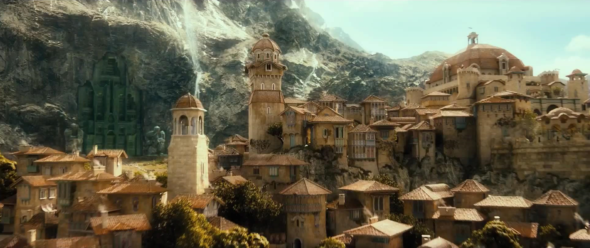 Town Of Dale Hobbit And Lord Of The Rings In 2019 The Hobbit