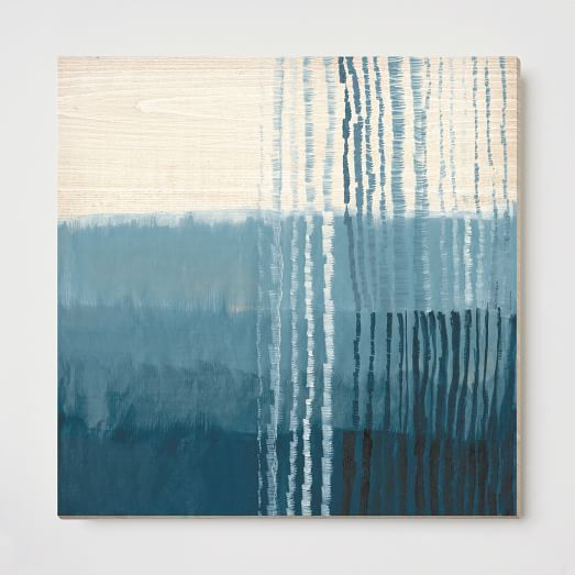 Sarah campbell wall art oversized ripple