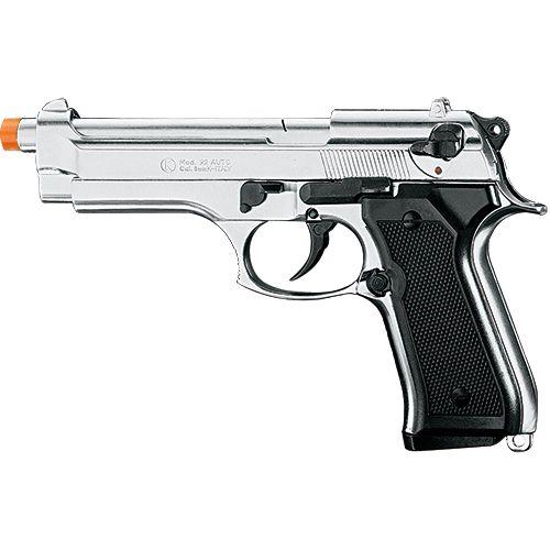Pin On Front Firing Blank Gun Replica
