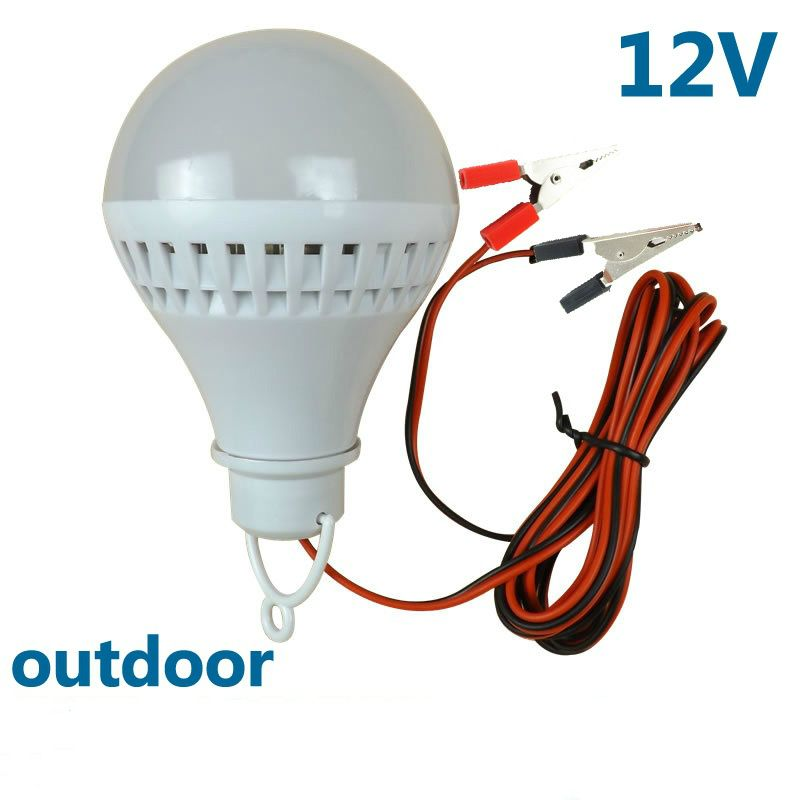 Urban Beauty 1 Piece Led Bulbs 3w 5w 7w 9w Clip Wire Led Bulbs Lamp Home Camping Solar Hunting Emergency Outdoor Light Dc 12v Affi Dimmable Lamp Bulb Led Bulb