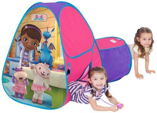 Playhut Doc McStuffins Hideabout Tent PlayHut //.amazon.com/  sc 1 st  Pinterest & Playhut Doc McStuffins Hideabout Tent PlayHut http://www.amazon ...