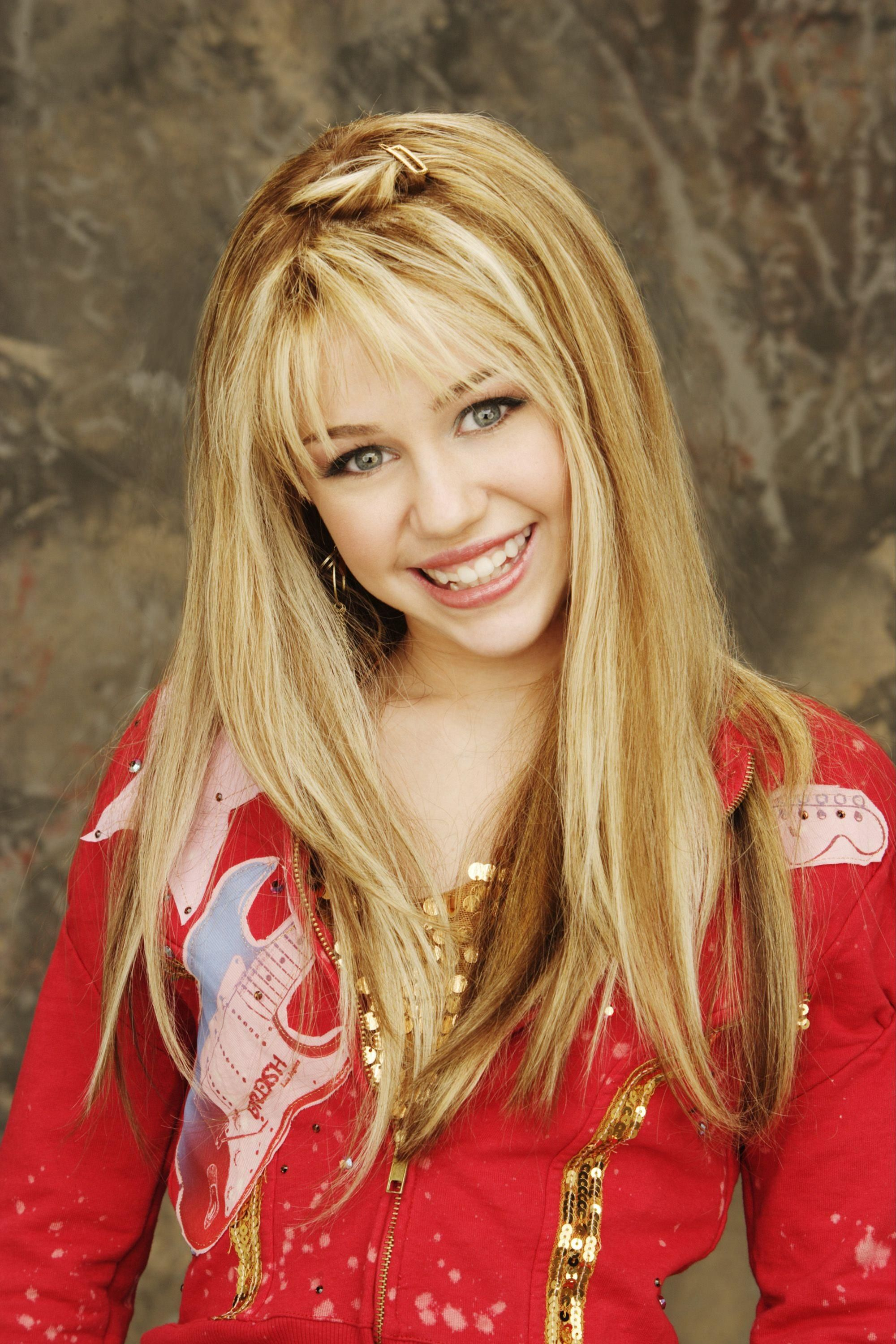Hannah montana coloring games online - Goodbye Hannah Hello My Little New Blonde Miley Cyrus