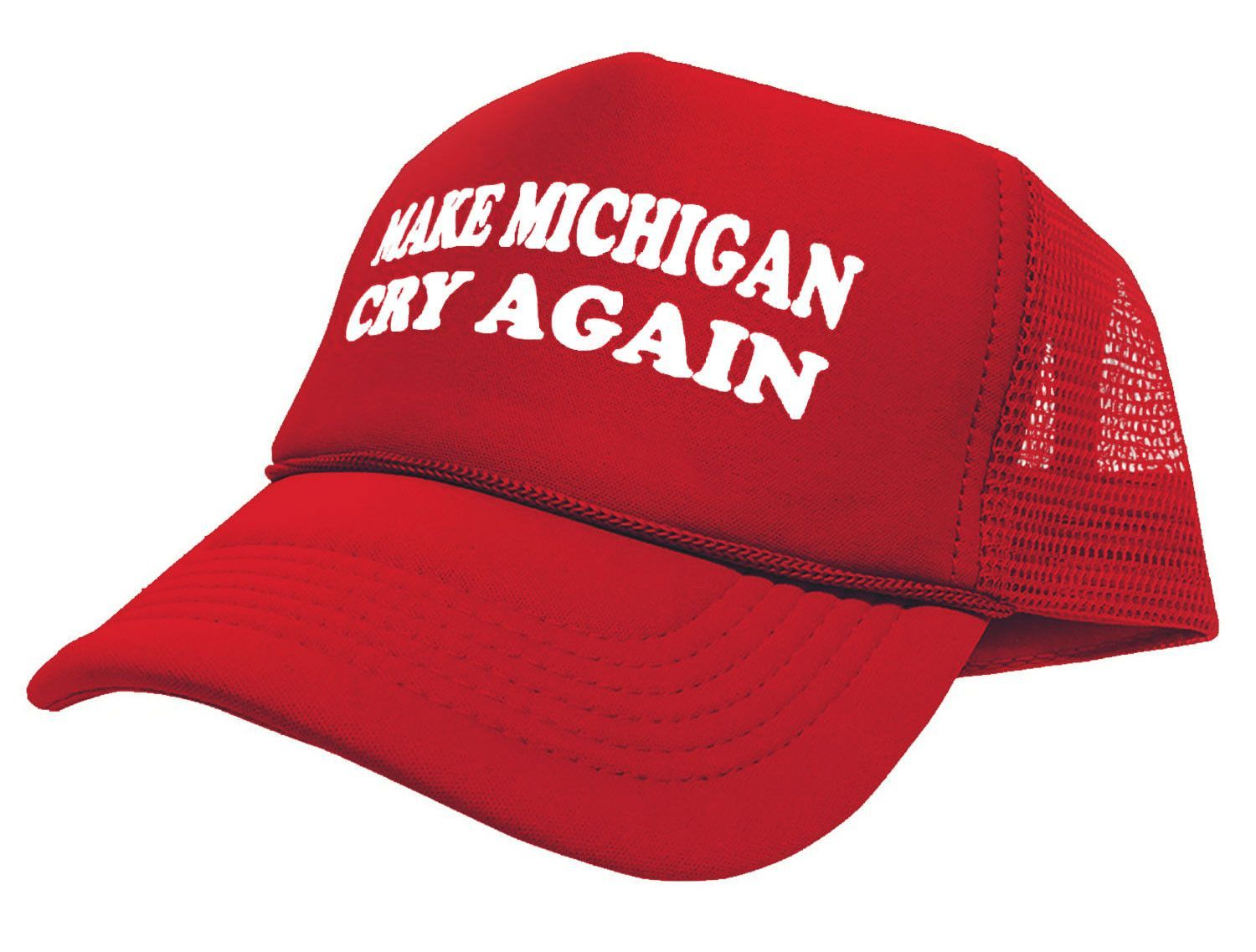 a36792315d2 Limited Edition Make Michigan Cry Again Tailgate Hat