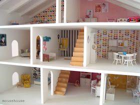 mousehouse: a mousehouse dollshouse