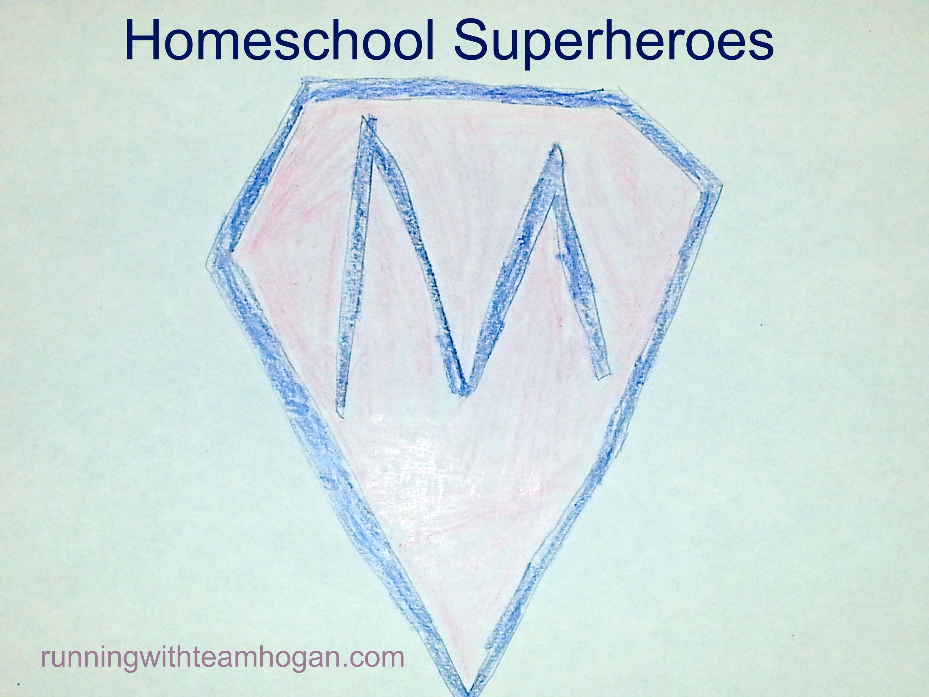 Homeschool Superheroes