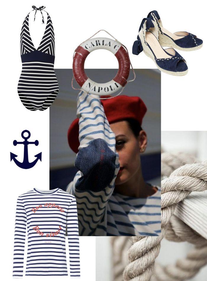 Photo of Moodboard stile navy. – Charme e altro