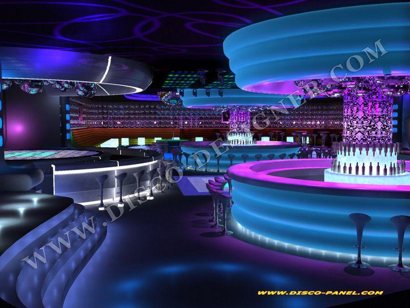 disco design night club