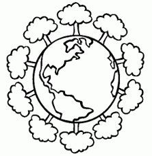 Top 20 Free Printable Earth Day Coloring Pages Online Boyama