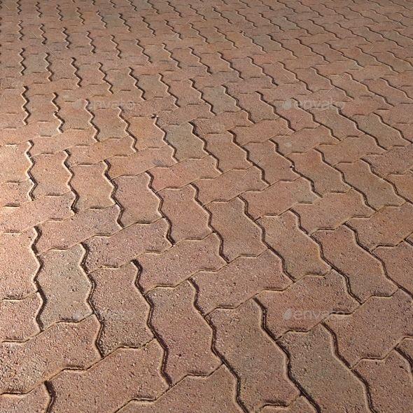 Zig Zag Paving Bricks Seamless Texture (With images)  Seamless textures, Zig zag, Zags