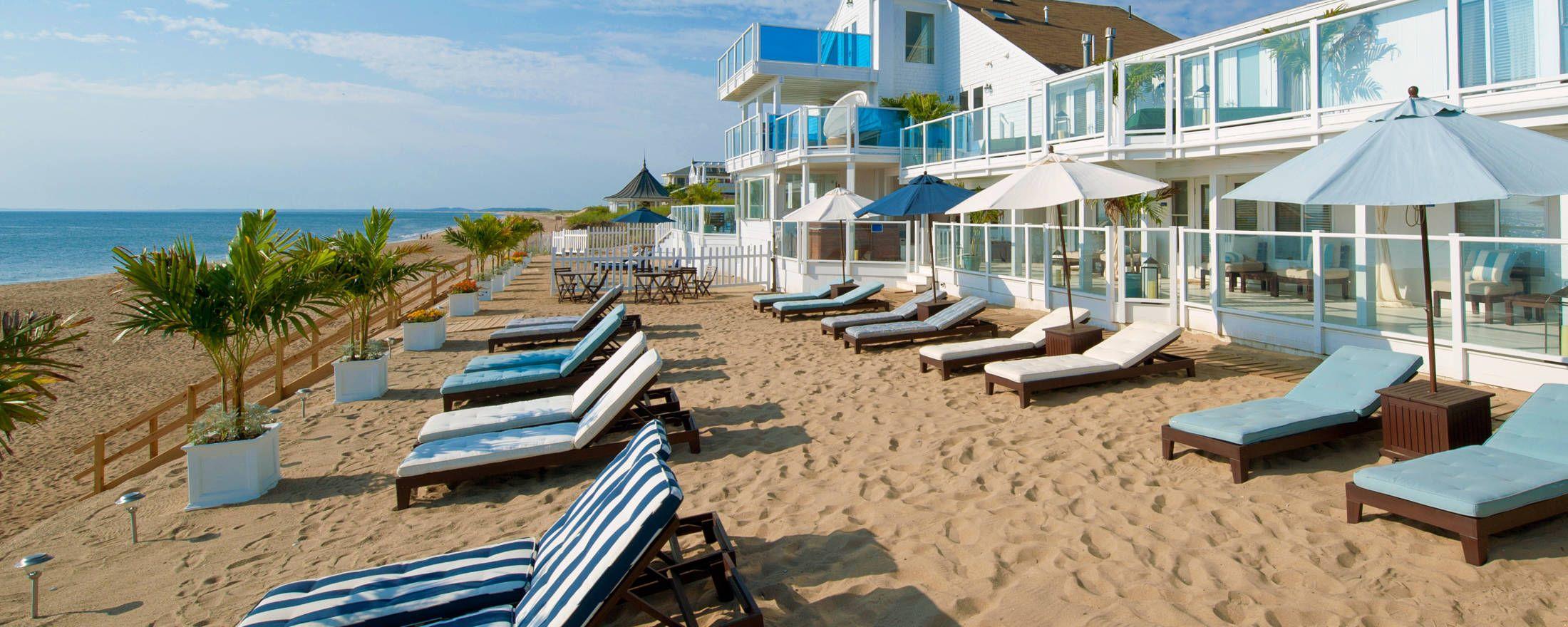 An Oceanfront Newburyport Ma Hotel On Plum Island This Boutique