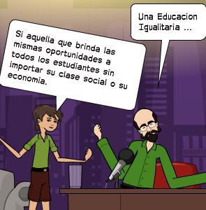 """Foro H. Destaco lo o que dice Juan A. Comenio """"En las escuela se debe enseñar todo a todos."""""""