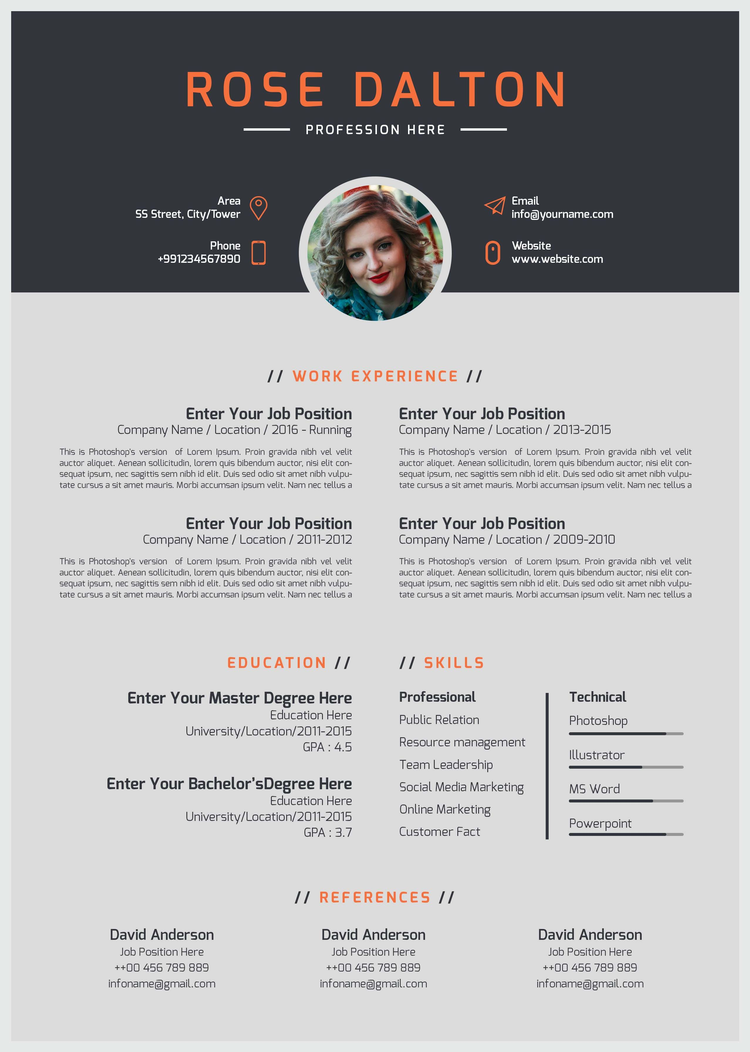 Thanks First For Visiting My Gig Do You Need A Professional Cv Resume Cover Letter To Land You Y Resume Design Resume Design Free Resume Design Professional