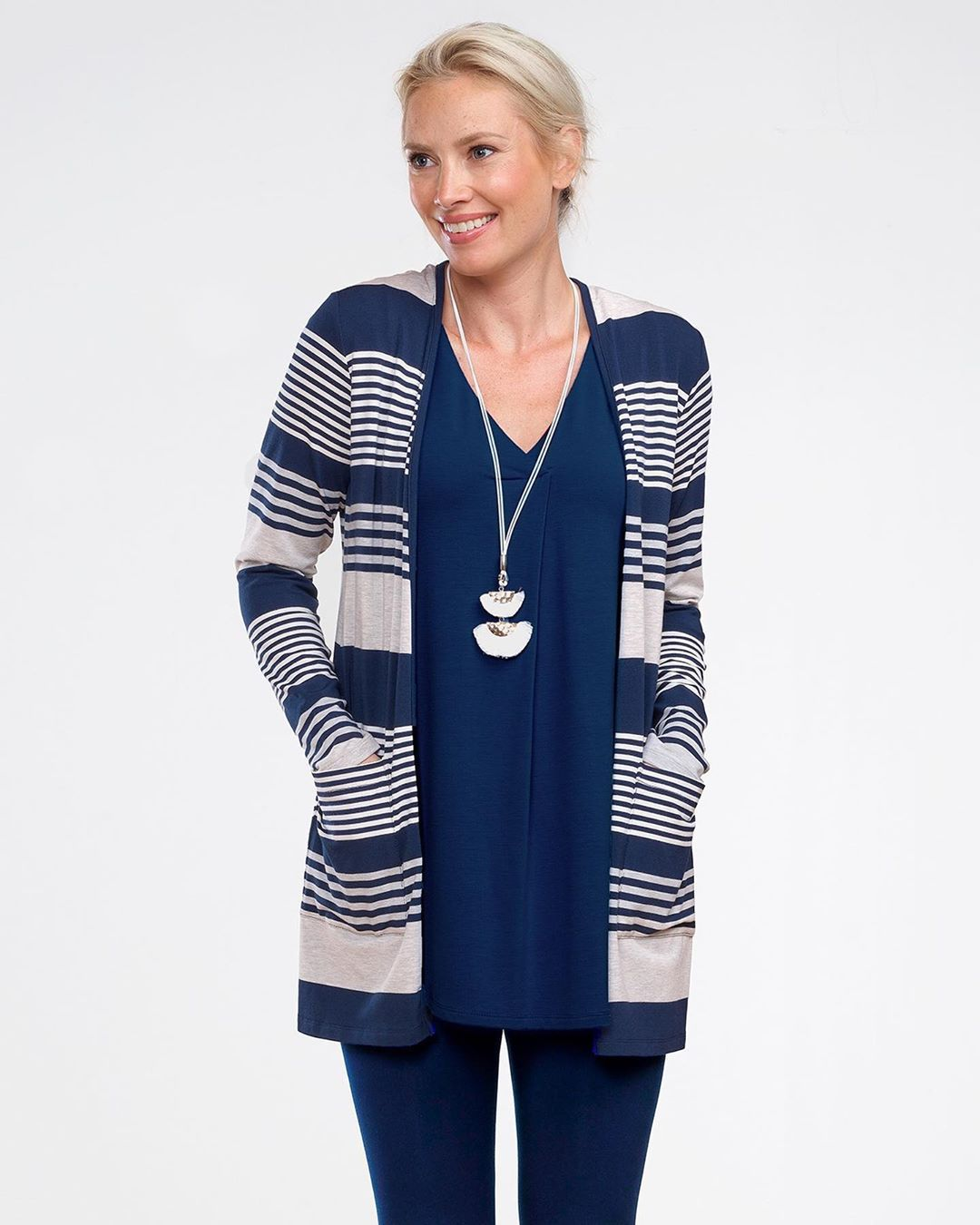 """If you think """"summer cardigan"""" sounds like an oxymoron"""