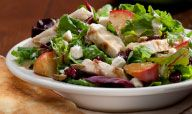 Così® Apple Chicken Salad--Teachers get FREE salad after 5pm Thurs 9/20!