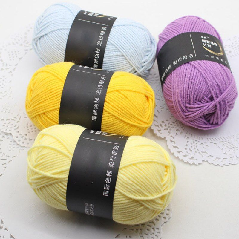 buy 1 50 gm ball get 1 free Dream Knitting Yarn