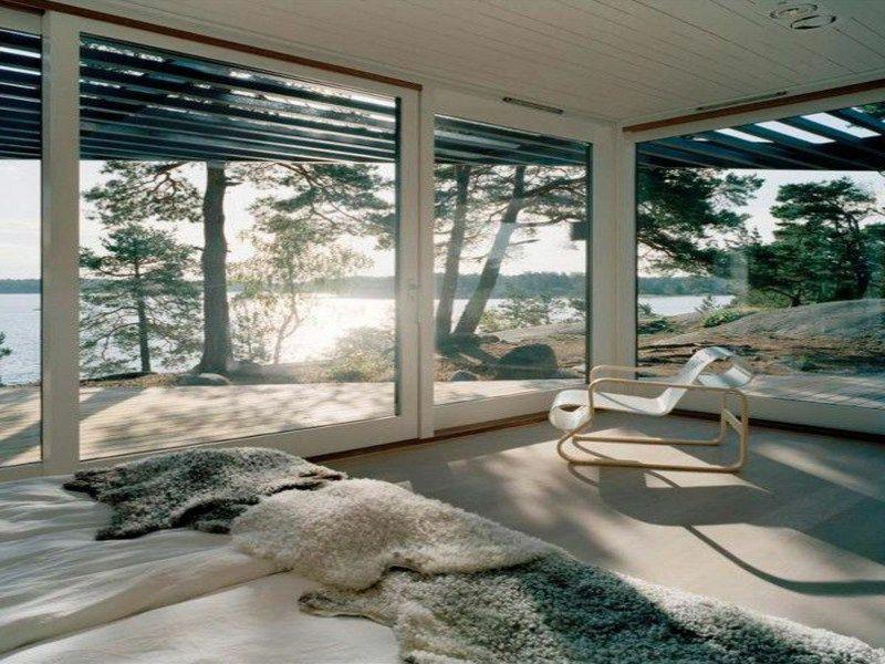 Eckfenster innenansicht  Fenstergestaltung für das perfekte Panorama | Fenstergestaltung ...