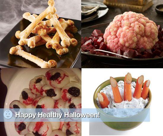 healthy halloween foods - Spooky Food For Halloween