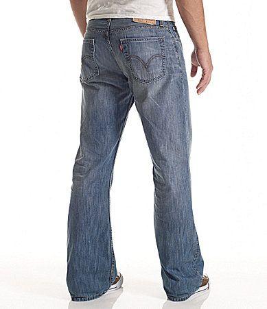 Levi S 527 Slim Bootcut Jeans Dillards Com Jeans Bootcut Jeans Mens Jeans