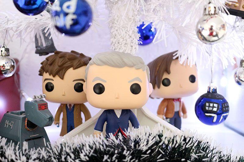 Decoração de Natal Doctor Who