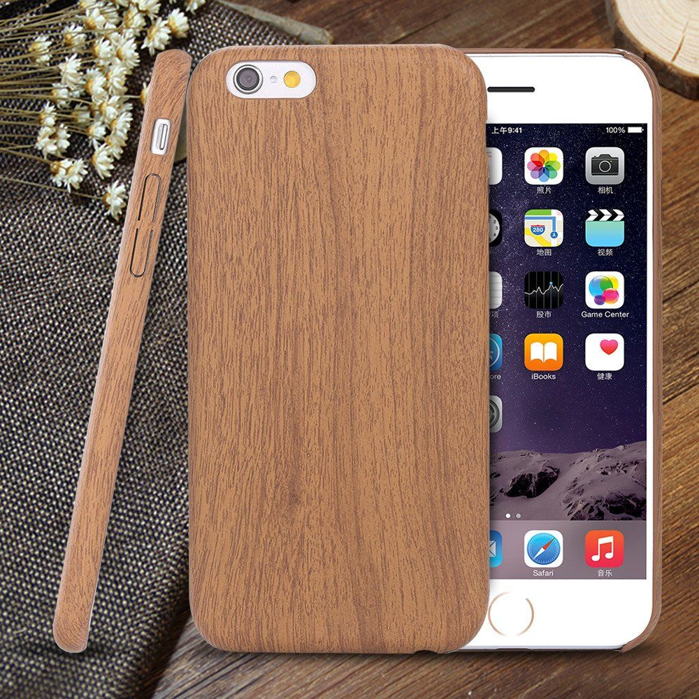 Wood Bamboo For iPhone