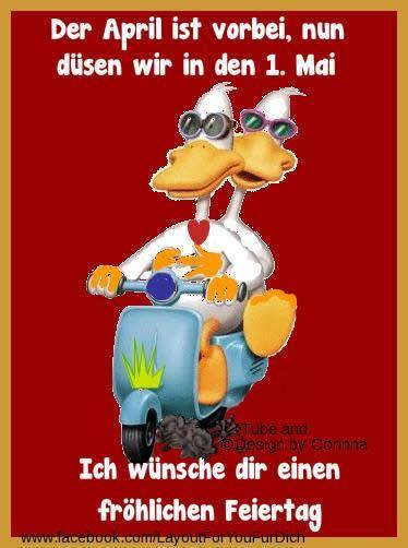 1 Mai Gb Pics Feiertage Humor Happy Und Quotes