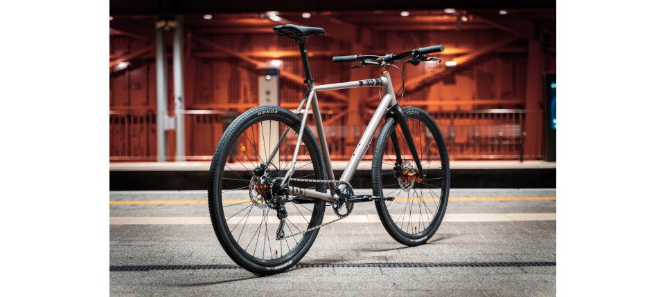 Wiggle Octane One Gridd Flat Adventure Road Bike 2020