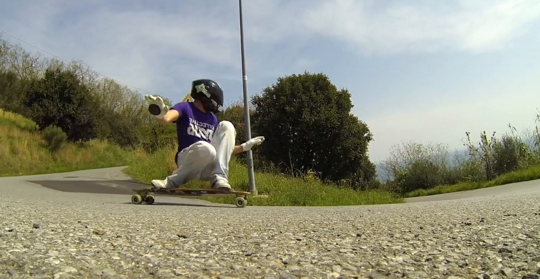 AL1 #049 Longskate Downhill