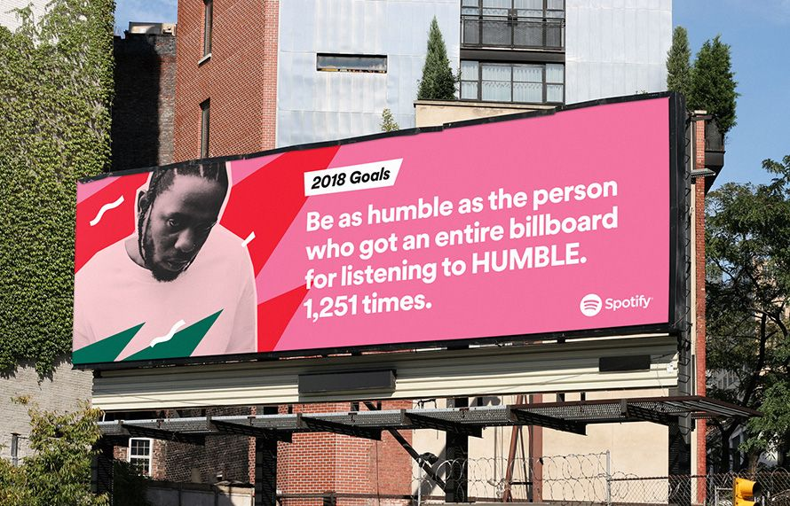 How Spotify Makes Its Data-Driven Outdoor Ads, and Why They Work So