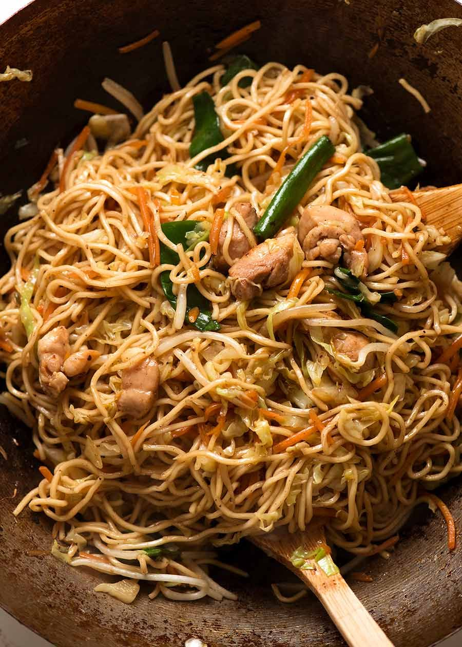 Chow Mein Recipe Chow Mein Recipe Chow Mein Easy Chinese Recipes