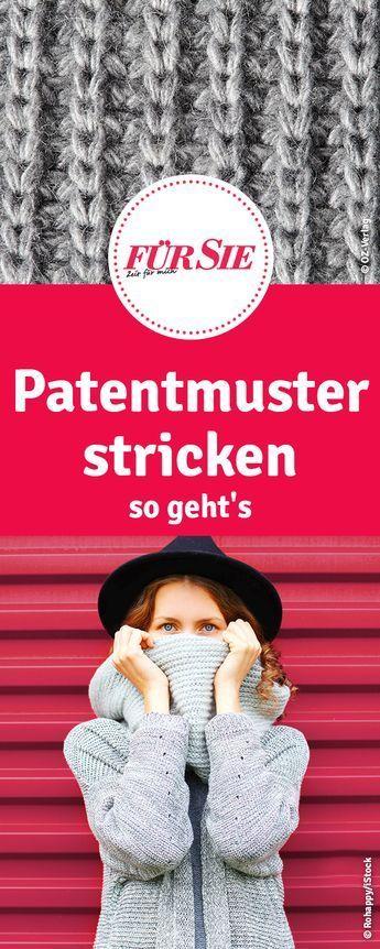 Photo of Das einfache Patentmuster