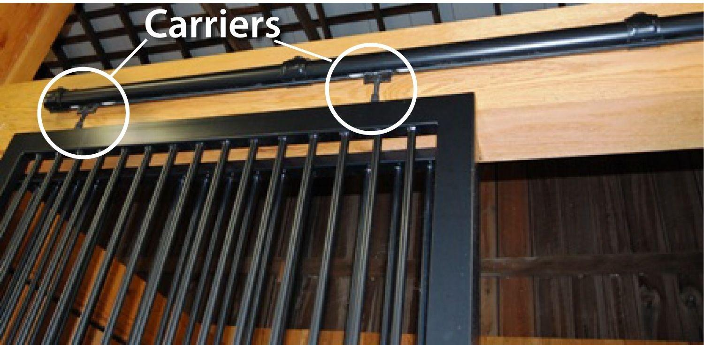 Exterior Sliding Door Track Systems Httpthefallguyediting