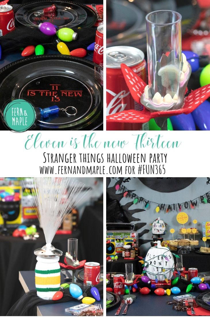 Host your halloween party from the upside down best party ideas