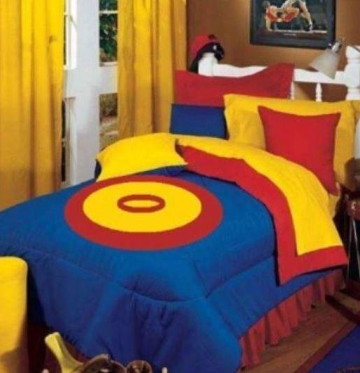 wrestling mat bedspread freaking cool - Wrestling Bedroom Decor
