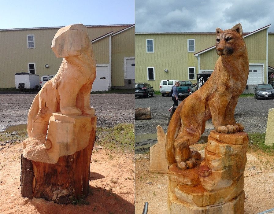 Wood carved fox google search woodcarving pinterest