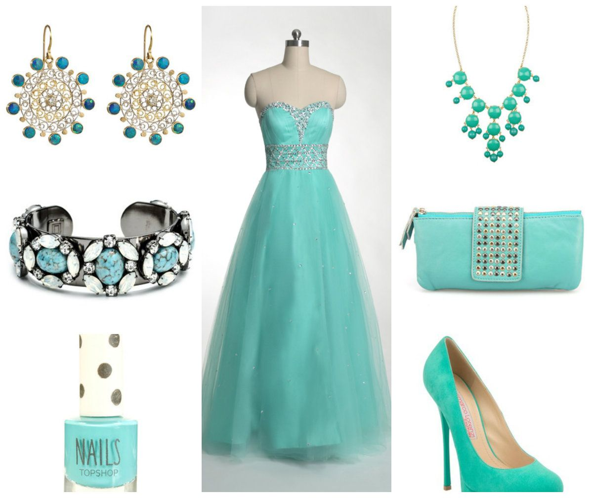 green 18th birthday ball gown dresses | Party Ideas! | Pinterest ...