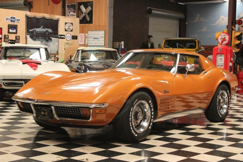 1972 Corvette Coupe For Sale Alabama