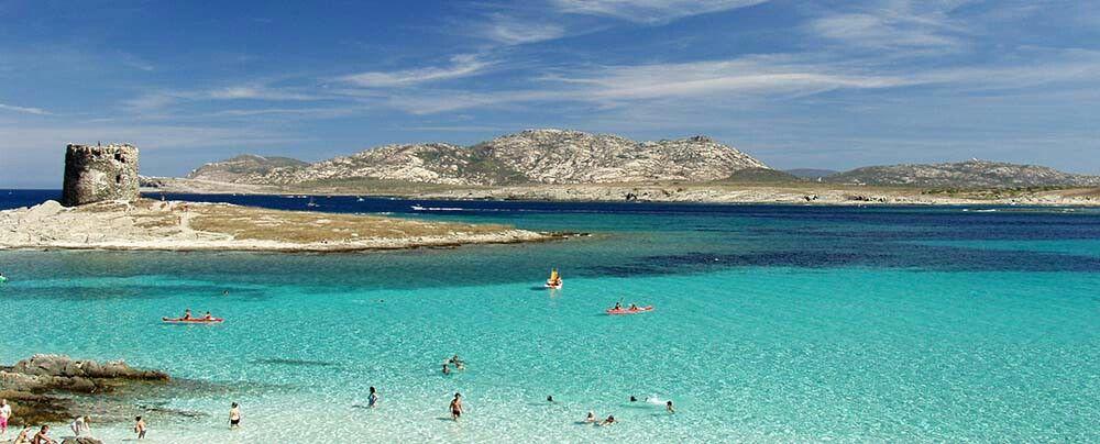 Spiaggia La Pelosa Stintino Sardegna