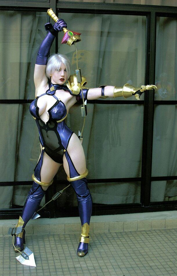 Sexy soul calibur cosplay