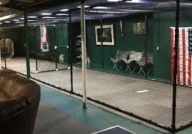 Basement Batting Cage Ideas Google Search For The Home