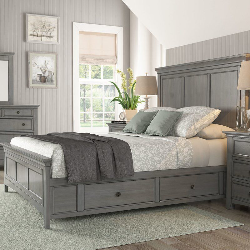 Chambery Queen Upholstered Bed Adjustable beds, Platform