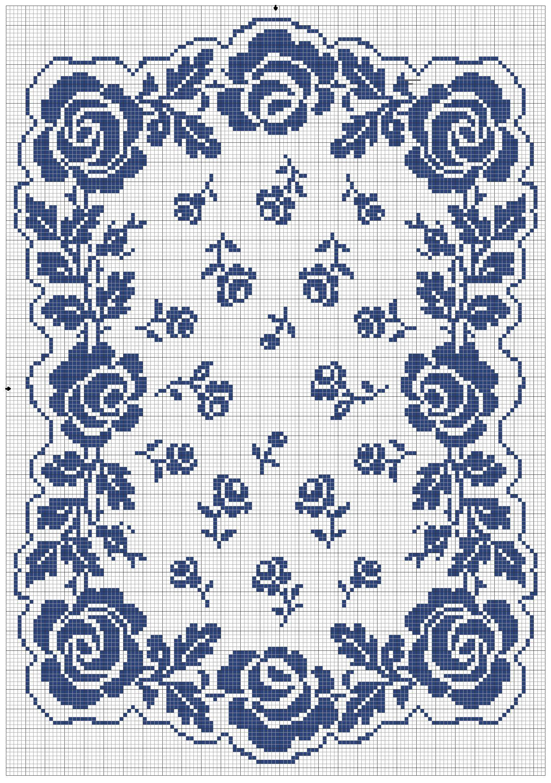 tapete-rosas-grande-A4.jpg (1575×2238) | manualidades | Pinterest ...
