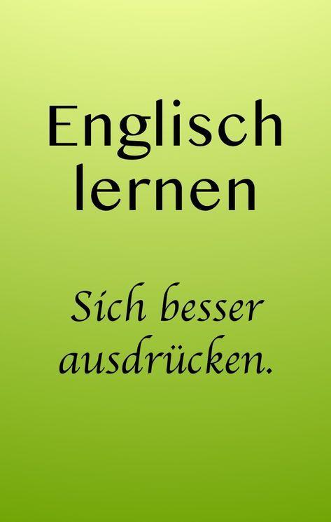 Drücken Englisch